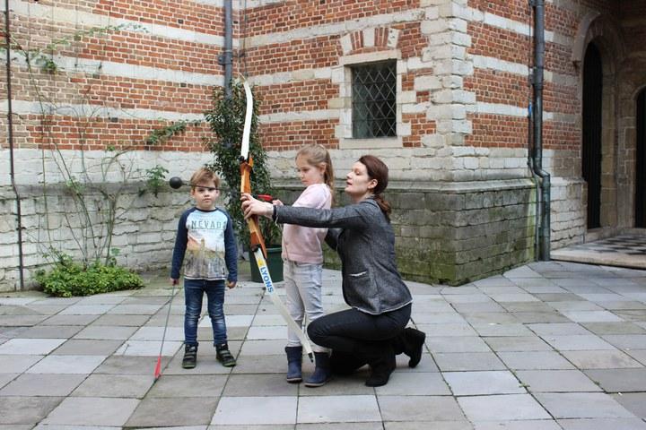 Handboogschieten voor volwassenen en kinderen