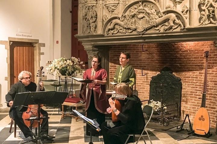 Hofconcert: Donne della Musica