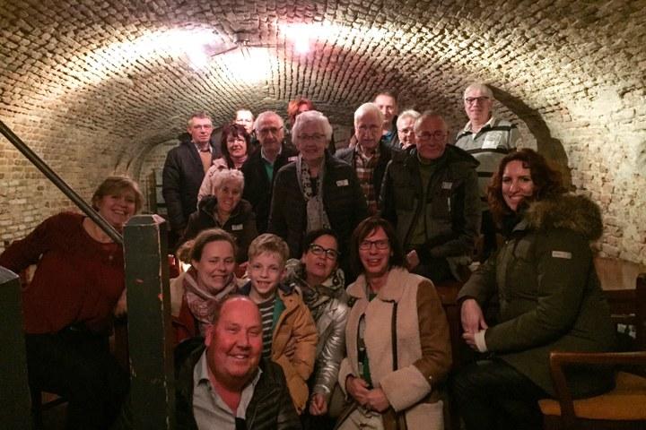 Historische tour Bergen ondergronds