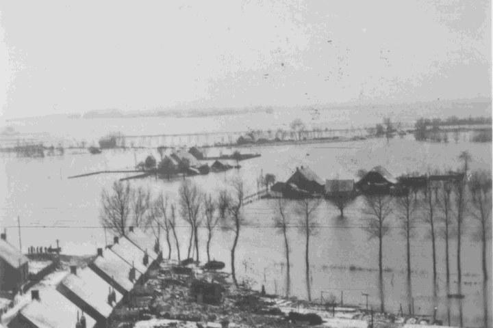 Koele Wateren: expositie Watersnoodramp februari 1953 (AFGELAST)