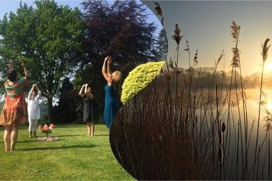 Koele Wateren: Meditation des Tanzes – Sacred Dance