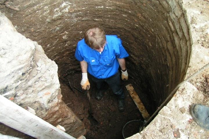 Koele Wateren: Open Archeologisch Depot - themadagen (onder)waterarcheologie
