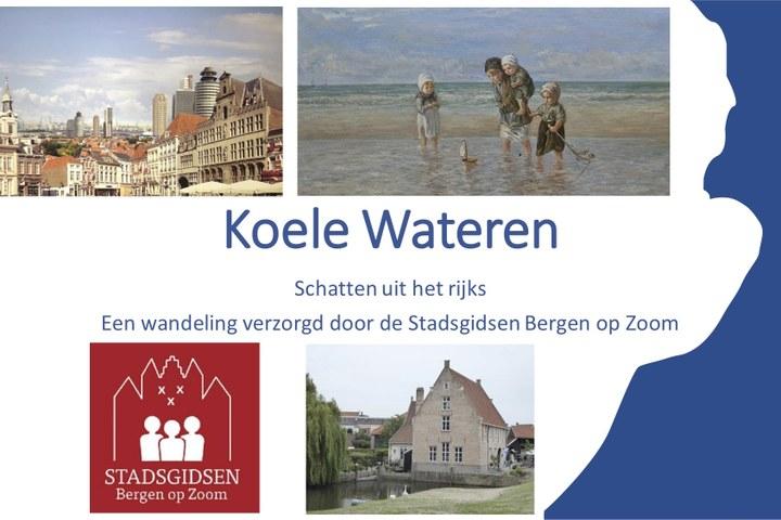 Koele Wateren: pop-up wandeling