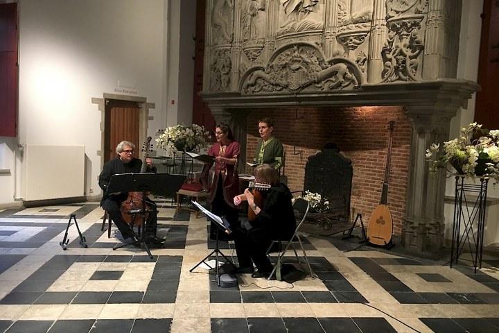 Monteverdi-concert i.s.m. Musica del Seicento (Hofconcert)