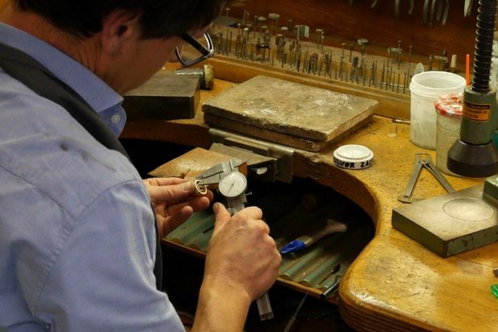 Presentaties en workshops Bergse zilversmeden