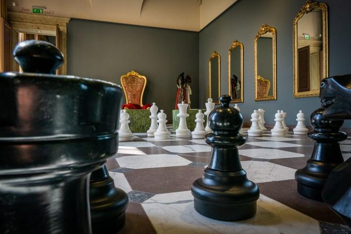 Zomer aan 't Hof: schaken! (gratis)