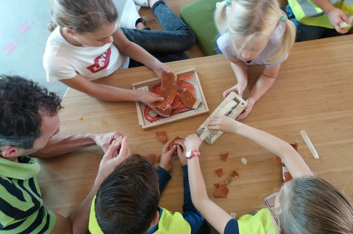 Kindertip: Workshop Archeologische Bodemgeheimen
