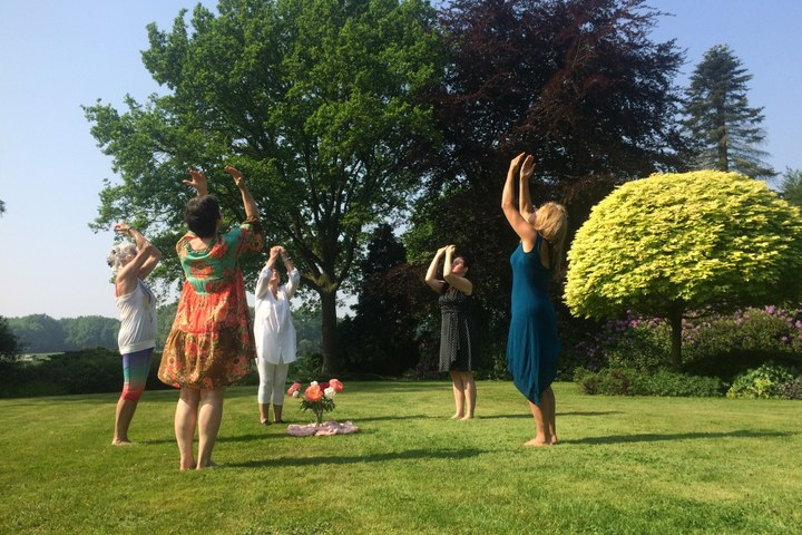 Workshop Meditation Des Tanzes - Sacred Dance