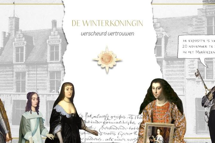 De Winterkoningin: verscheurd vertrouwen
