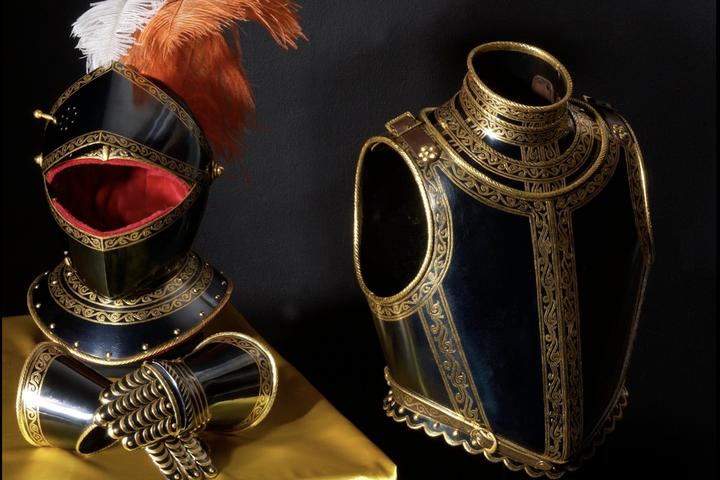 Gotscha Lagidse, het geheim van de smid 'the iron secret keeper'