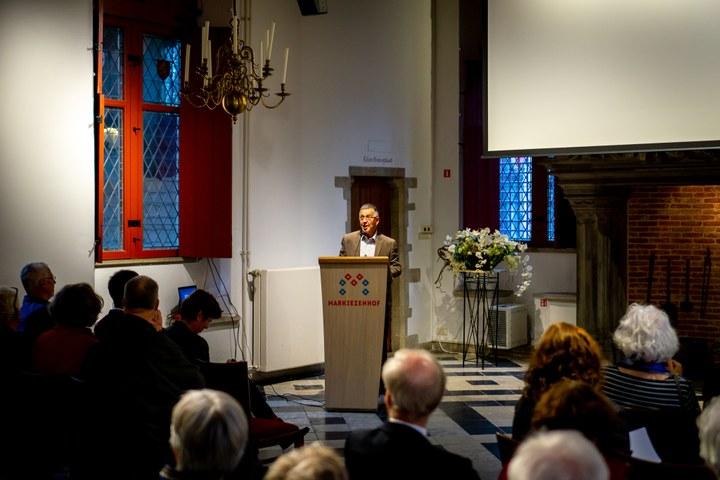 Directeur Cees Meijer van het Cultuurbedrijf (o.a. Markiezenhof) stopt per 1 oktober