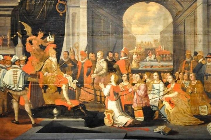 Stadspaleis in het teken van 16e eeuw tijdens Hofzaallezingen 2020