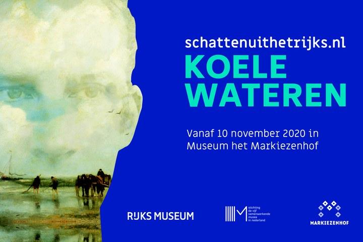 Vrijwilligers gezocht voor expositie Koele Wateren