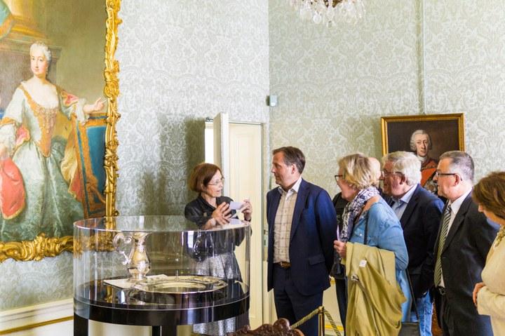 Zilvertentoonstelling zorgt voor meer bezoekers